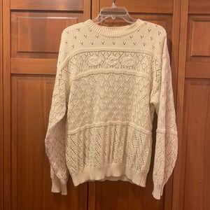 Cozy FiILA Sweater!